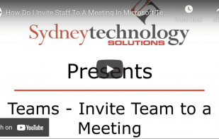 How to Invite Team Members to A Meeting in Microsoft Teams