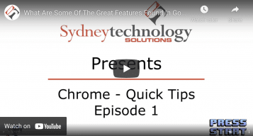 What Are Some Of The Great Features Found In Google Chrome?