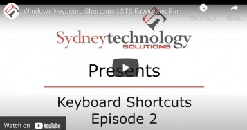 Useful Windows Keyboard Shortcuts to Know: Copying and Pasting