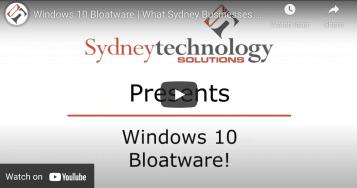 Windows 10 Bloatware: How to Remove It