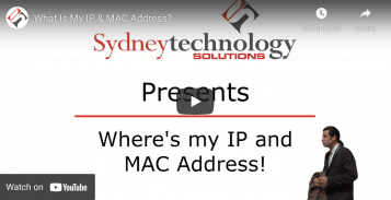 How Can I Find My IP and MAC Address?